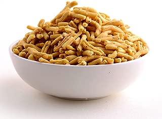 Aakash Namkeen (Indore) Ratlami Sev Indian Savory Snack Mix - 350 gm