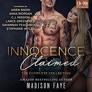 Innocence Claimed audiobook cover art