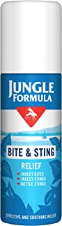 Jungle Formula Bite and Sting Relief Spray, 50 ml
