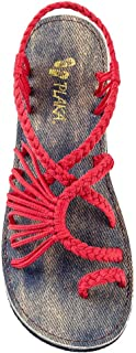 Best Flat Sandals for Women Palm Leaf Review