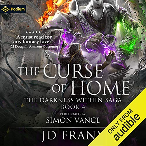 The Curse of Home cover art