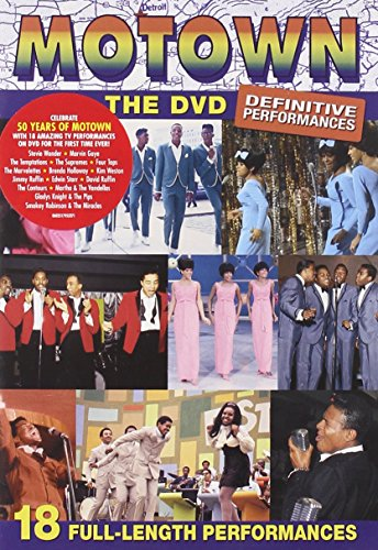 Motown Definitive Performances: ...