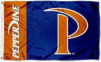Pepperdine Waves University Large College Flag