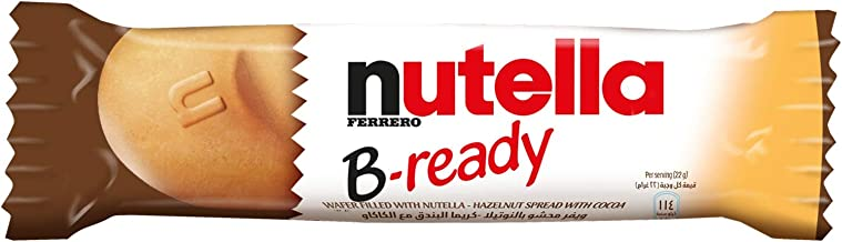 Nutella B-Ready Wafer Filled, 22 g