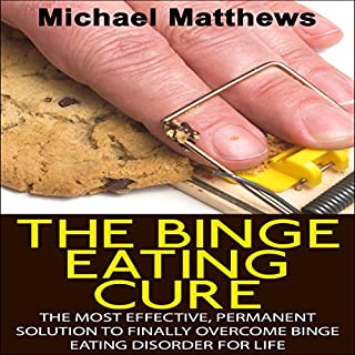 The Binge Eating Cure audiobook cover art