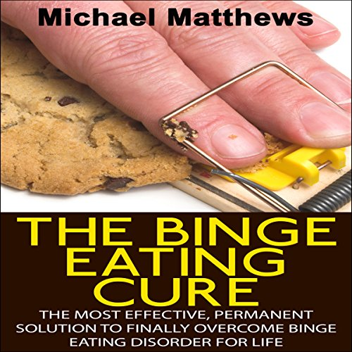 The Binge Eating Cure cover art