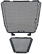 RSV4 1000 Rejillas Frontales de Rejilla del Radiador & Protector de Kit de Aceite para Aprilia RSV4 1000 Factory 2009-2014 2019 2020 RSV4 1000 APRC 2011-2015 RSV4 1000 RF RR 2015-2020