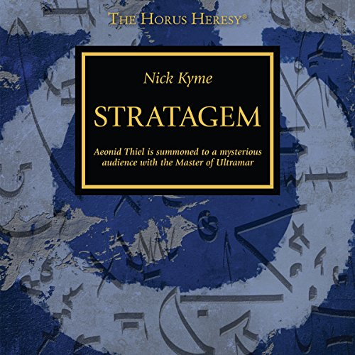 Stratagem audiobook cover art