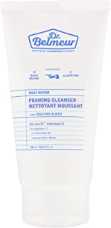 The Face Shop Dr. Belmeur DAILY REPAIR FOAM Cleanser for Sensitive Skin Very Mild and Natural
