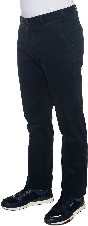 GANT Men's The Tech Prep Slim Fit Chino Business Casual Pants Blue 405