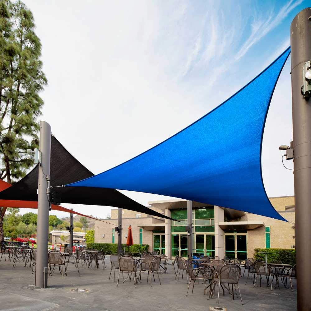 Royal Shade Right Triangle 17' x 19' 25.5' Custom Max 51% OFF Or Blue Size store