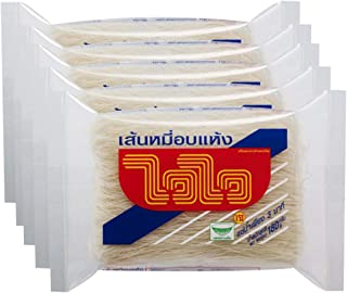 Wai Wai Dried rice noodles 180g x1 Pack