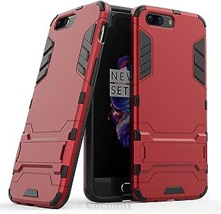 oneplus 5 iron man case