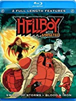 HELLBOY-DOUBLE FEATURE