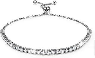 J.NINA Women Bracelet Swarovski Crystals Bracelets for...