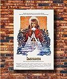 Handaxian Poster und Drucke New Labyrinth Movie Geschenk