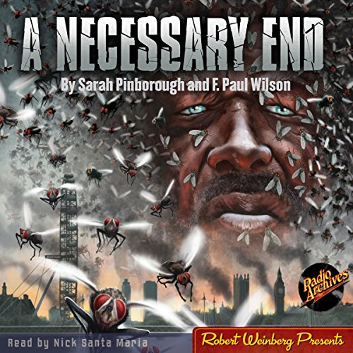 A Necessary End audiobook cover art