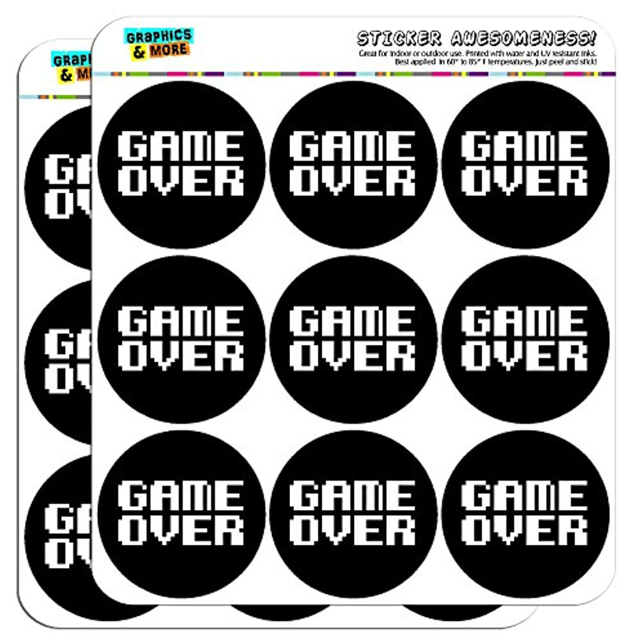 Game Over Gamer Pixel Font Geek 2