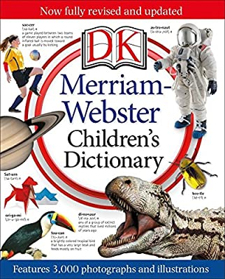 Looking for a children's dictionary? DK Merriam-Webster Children's Dictionary is a top pick.