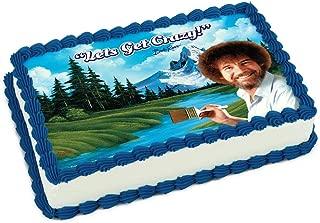 printed cake icing