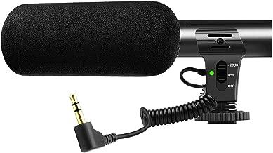 Best d3200 external microphone Reviews
