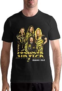 Stryper Men's T-Shirt 100% Cotton