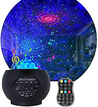 Jmllyco Star Projector Night Light with Remote control
