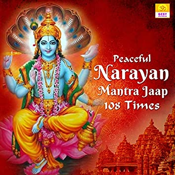 Peaceful Narayan Mantra Jaap Chanting 108 Times