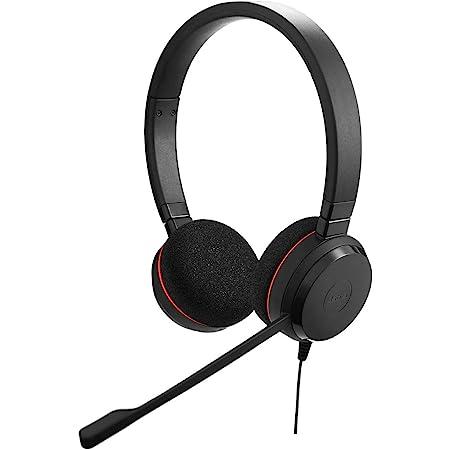 Jabra Evolve 20 Uc Stereo Headset Unified Elektronik