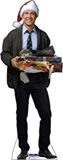Cardboard People Clark Griswold Life Size Cardboard Cutout Standup - National Lampoon's Christmas Vacation (1989 Film)