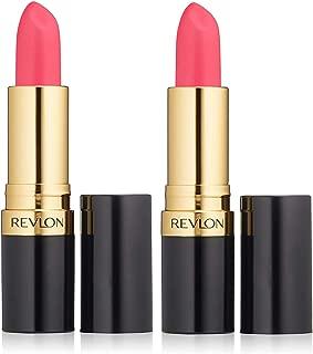 (2x) Revlon Super Lustrous Lipstick, 014 Sultry Samba, 0.15 Oz / 4.2g Each
