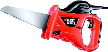 Black+Decker KS880EC-QS Piła, 400 W, 230 V, Czerwony/Czarny