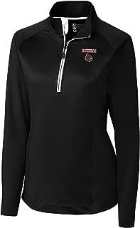 CBUK NCAA Womens NCAA Women's Jackson Half Zip Overknit Jacket