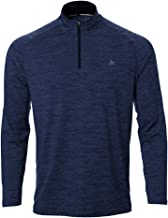 Arctic Cool Men's 1/4 Zip Instant Cooling Long Sleeve Shirt