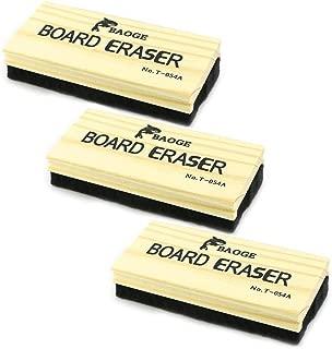 wooden chalkboard eraser