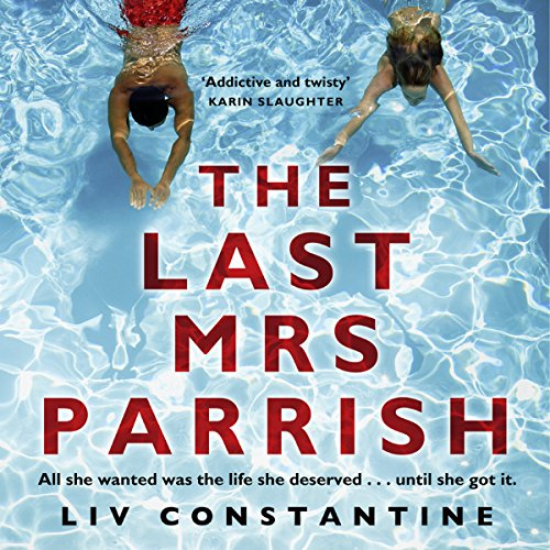 The Last Mrs Parrish audiobook cover art