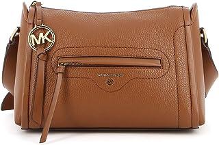 حقيبة كارين هامرد من الجلد بحجم كبير من مايكل كورس