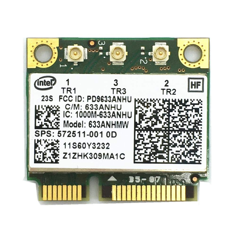 New for Ultimate-N Intel Limited price sale 6300 633ANHMW 6300AGN Mini 2 Half PCI-E life