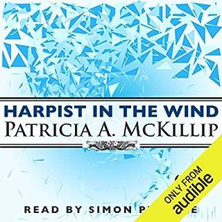 Harpist in The Wind audiobook cover art