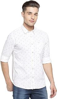Pepe Jeans White Men Shirt