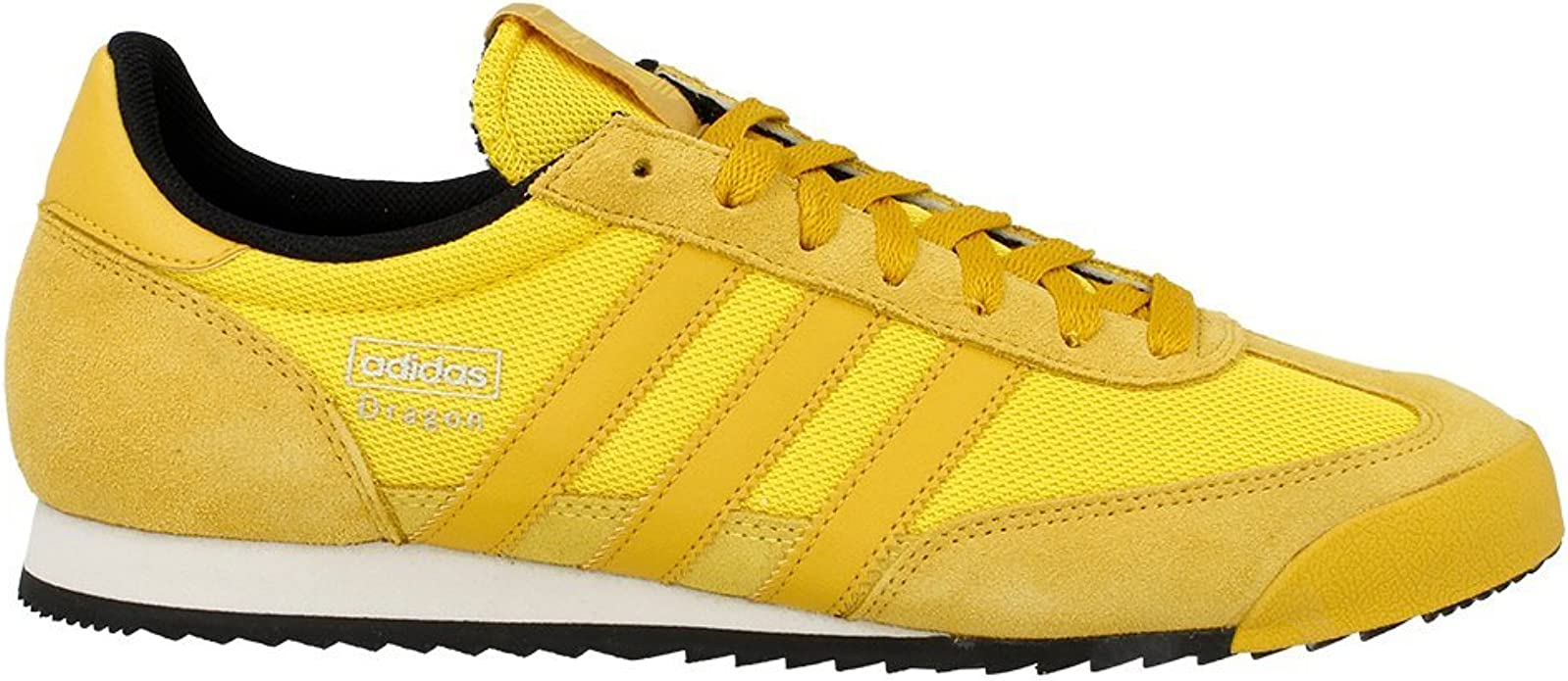 adidas Originals Dragon de Mens Trainers Jaune D65546, Size:46 ...