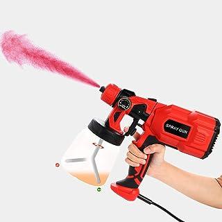 comprar comparacion Vogvigo Pulverizador de pintura Pistola de pulverización HVLP de 550 vatios,pistola de pintura eléctrica con 3 patrones de...