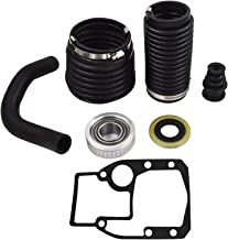 Autoparts Rubber Bellows Boot Transom Repair Kit Water...