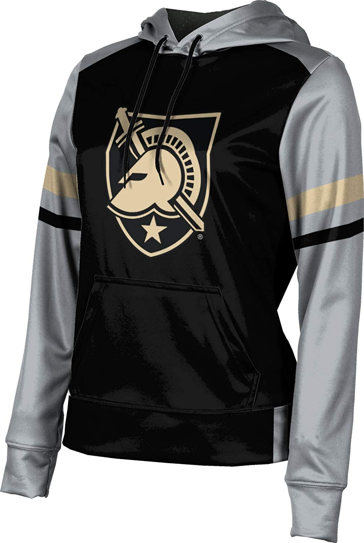 United States Military Academy Girls' Pullover Hoodie, School Spirit Sweatshirt (Old School)
