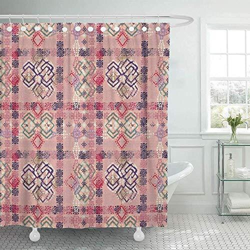 cortinas baño elegantes