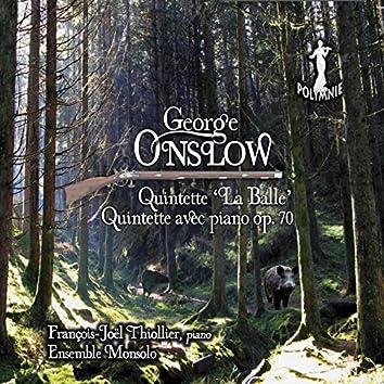 George Onslow: Quintettes