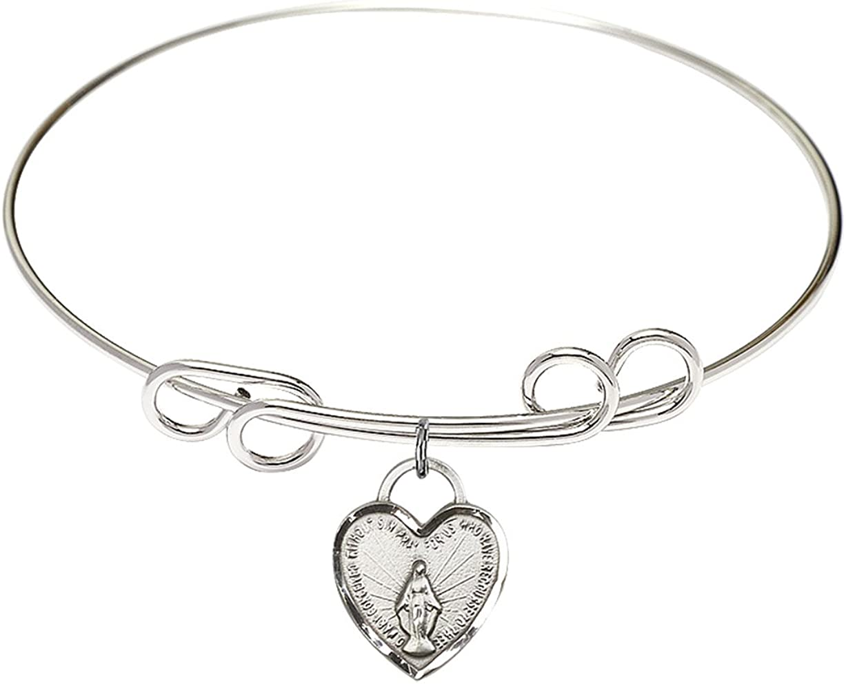 Bonyak Jewelry Round Double Loop Miraculous Bracelet Max 40% OFF He National products Bangle w