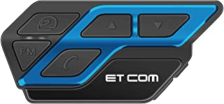 LEXIN バイク インカム Bluetooth5.0 6色着せ替えプレートバイク用インカム USB-C充電 15時間通話防水インターコム 最大1200通信距離 他社インカム通話可能 音質良好 2種類マイク付き オートバイ・サイクル・ツーリン...