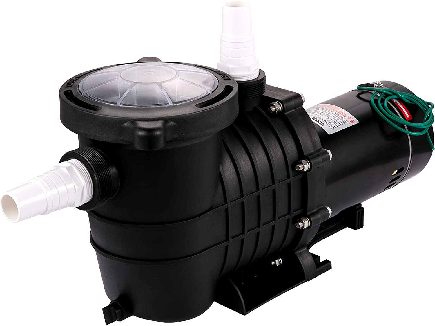 Finally popular brand VEVOR Pool New Free Shipping Pump 2HP Swimming in 1500W 6657GPH Above