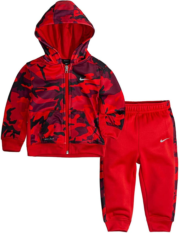Nike Boy`s Futura Tricot Jacket and Pants Set